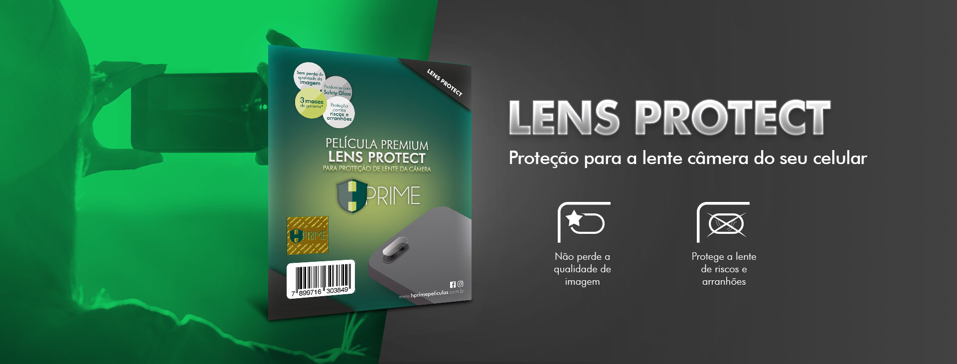 LENS PROTECT