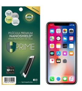 Película Premium HPrime Apple iPhone X / iPhone Xs - NanoShield®