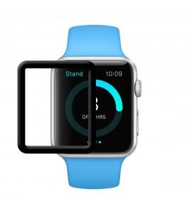 Película Premium HPrime Apple Watch 42mm [Preto] - ColorGlass 6D (Cobre a parte curva da tela)