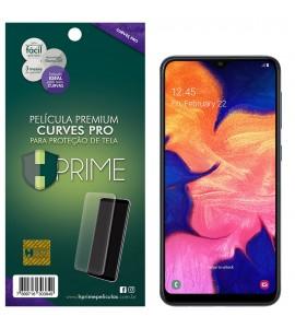 Película Premium HPrime Samsung Galaxy A10 - Curves PRO (Se adere na parte curva da tela)