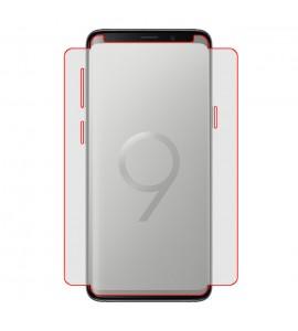 Película Premium HPrime Samsung Galaxy S9 Plus/ S9+ - Kit Curves PRO Versão 3 (Acompanha capa protetora)
