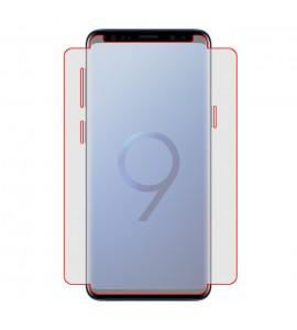 Película Premium HPrime Samsung Galaxy S9 - Versão 3 - Kit Curves PRO (Acompanha capa protetora)