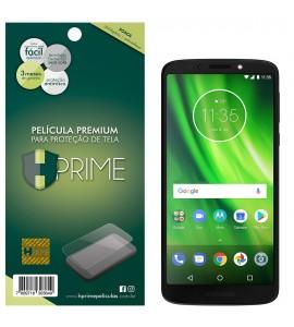 Película Premium HPrime Motorola Moto G6 Play - PET Fosca