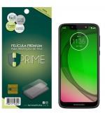 Película Premium HPrime Motorola Moto G7 Play - PET Fosca