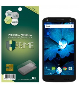 Película Premium HPrime Motorola Moto X Force - PET Fosca