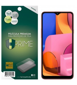 Película Premium HPrime Samsung Galaxy A20s - PET Invisível