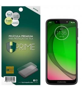 Película Premium HPrime Motorola Moto G7 Play - PET Invisível
