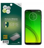 Película Premium HPrime Motorola Moto G7 Power - PET Invisível