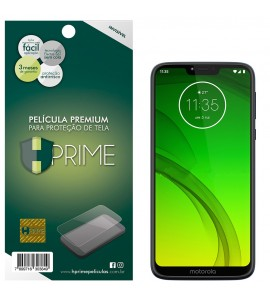 Película Premium HPrime Motorola Moto G7 Power - PET Invisível