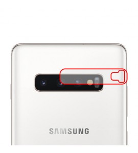 Película Premium HPrime Samsung Galaxy S10 / Galaxy S10 Plus - Lens Protect