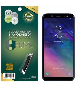 Película Premium HPrime Samsung Galaxy A6 Plus 2018 - NanoShield®