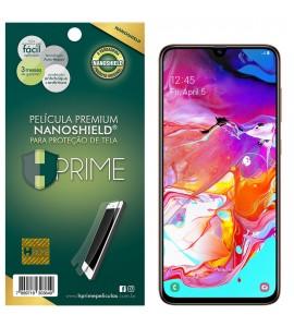 Película Premium HPrime Samsung Galaxy A70 - NanoShield®