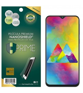 Película Premium HPrime Samsung Galaxy M20 - NanoShield®