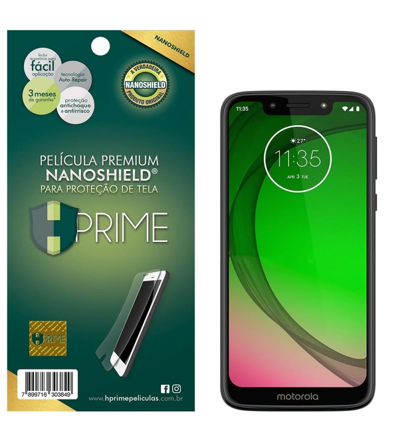 Película Premium HPrime Motorola Moto G7 Play - NanoShield®