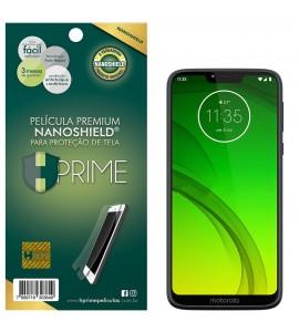 Película Premium HPrime Motorola Moto G7 Power - NanoShield®