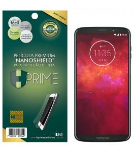 Película Premium HPrime Motorola Moto Z3 Play - NanoShield®