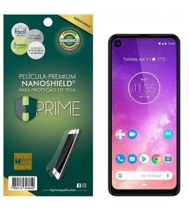 Película Premium HPrime Motorola One Vision - NanoShield®