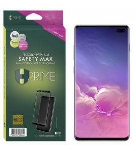 Película Premium HPrime Samsung Galaxy S10 Plus - Safety MAX