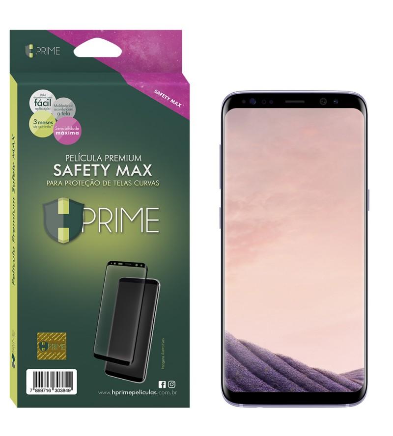 Película Premium HPrime Samsung Galaxy S8 - Safety MAX