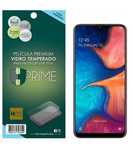 Película Vidro Temperado Premium HPrime Samsung Galaxy A20