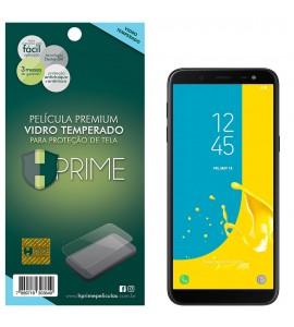 Película Vidro Temperado Premium HPrime Samsung Galaxy J6