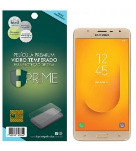 Película Vidro Temperado Premium HPrime Samsung Galaxy J7 Duo