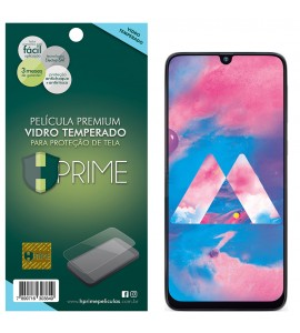 Película Vidro Temperado Premium HPrime Samsung Galaxy M30