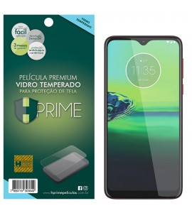 Película Vidro Temperado Premium HPrime Motorola Moto G8 Play