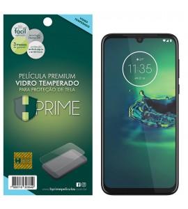Película Vidro Temperado Premium HPrime Motorola Moto G8 Plus