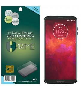 Película Vidro Temperado Premium HPrime Motorola Moto Z3 Play