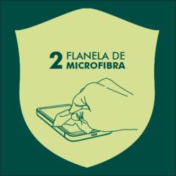flanela microfibra