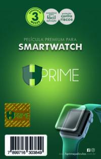 Hprime Película Premium aplicação nanoshield fosca