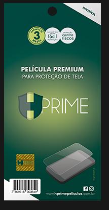 Hprime Película Premium aplicação nanoshield invisível