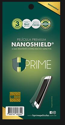 Hprime Película Premium aplicação nanoshield