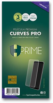 Hprime Película Premium aplicação nanoshield curves