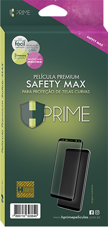 Hprime Película Premium aplicação nanoshield vidro